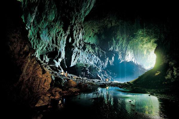 Borneo's Mulu Caves