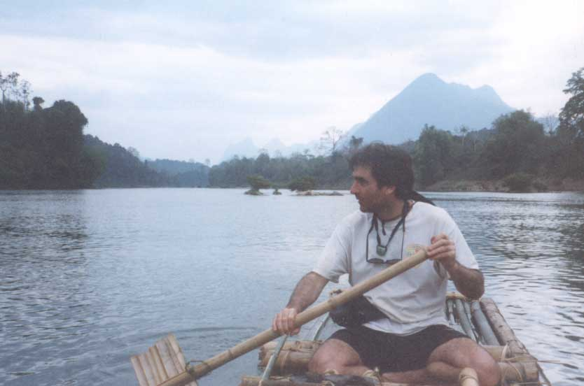 River Ou, Laos